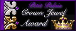 Paris CrownJewel Award